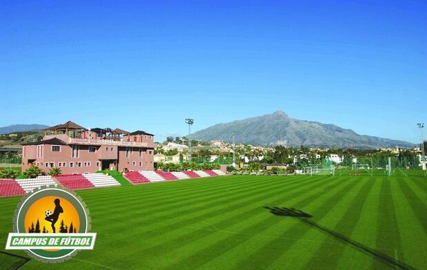 X Campus Fútbol Adolfo Aldana