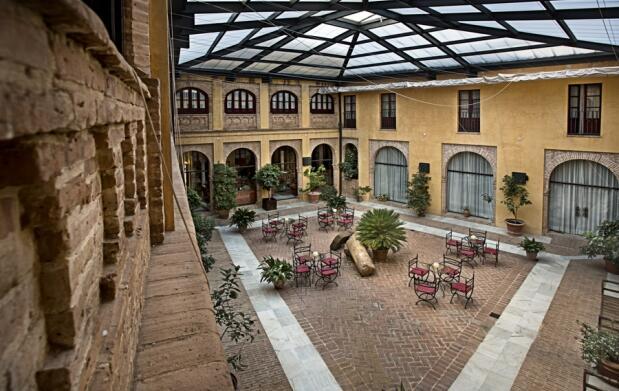 Hotel de 4* para dos en Sevilla