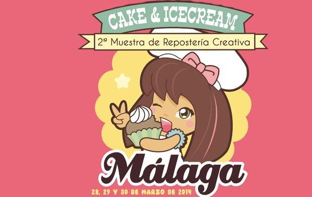 ¡Ven a la Feria Repostera Cake&Icecream!
