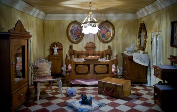 Visita al Museo Casas de Muñecas