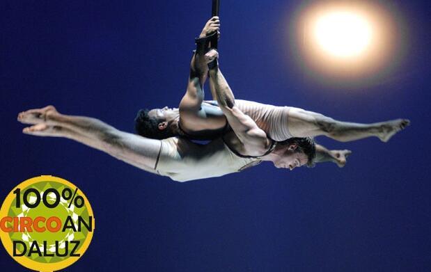 Gala del Circo Andaluz en Teatro Cánovas