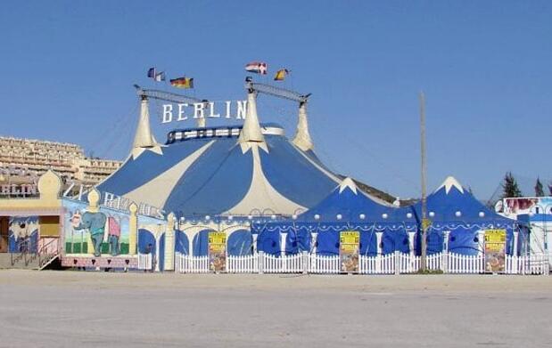 La magia del Circo Berlín