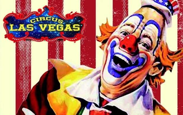 Entrada Adulto + Niño para Circus Las Vegas