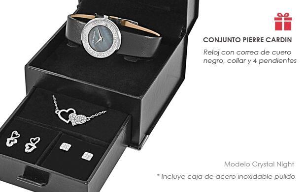 Conjunto Pierre Cardin - 2 Modelos disponibles