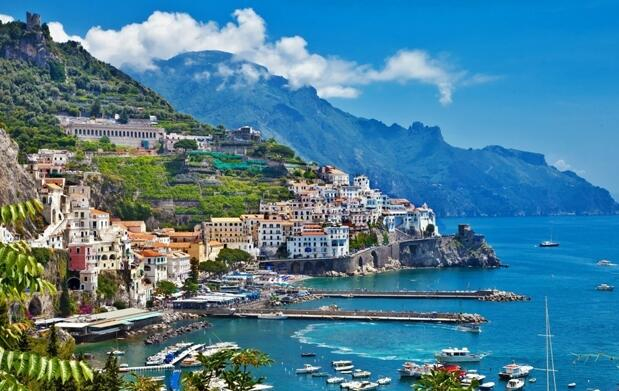 Descubre Italia 9 días