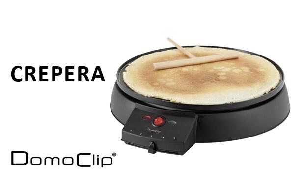 Crepera DomoClip