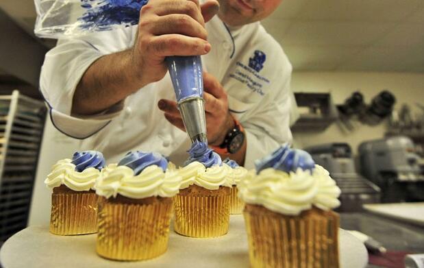 Aprende a preparar tus cupcackes