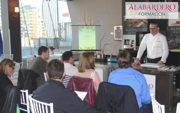 Curso de sushi con Taberna Alabardero