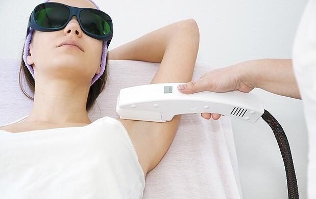 10 sesiones de láser depilatorio