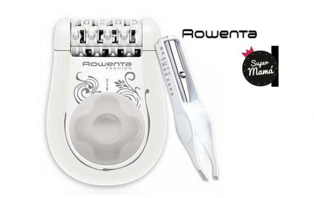 Depiladora Rowenta Fashion 2 velocidades