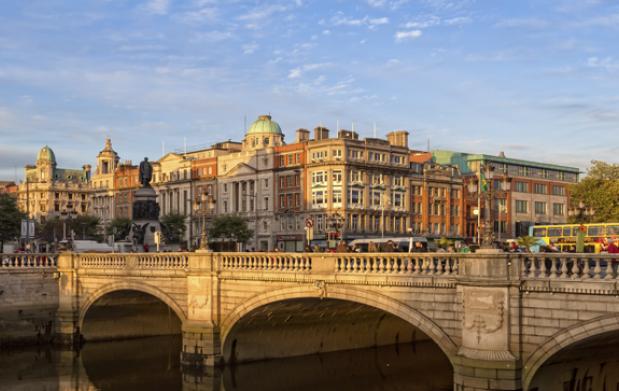 Dublín: Curso de Ingles y alojamiento