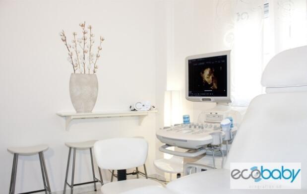 Ecografía prenatal 3D-4D + fotos + video