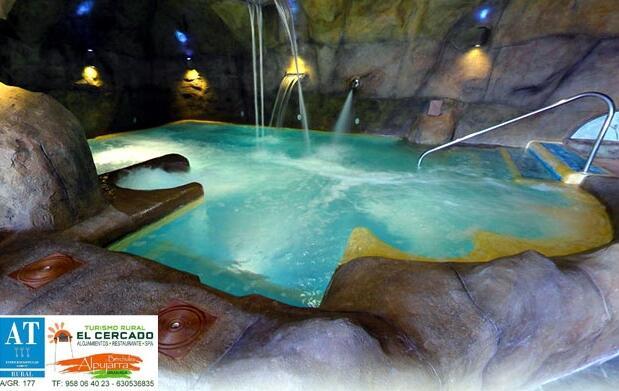 Dos noches en La Alpujarra con spa