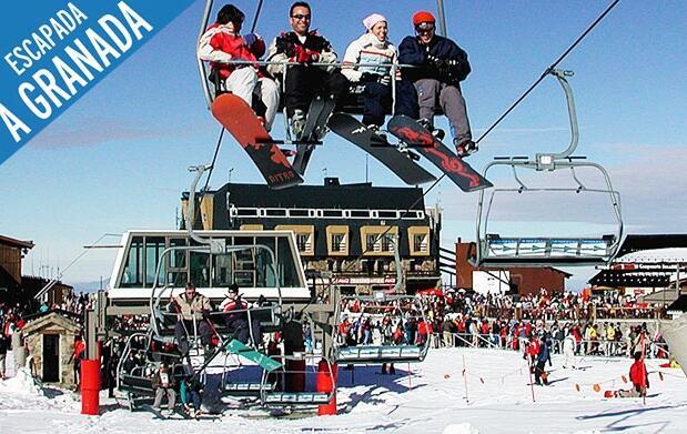Alquila tus esquís o tu snow