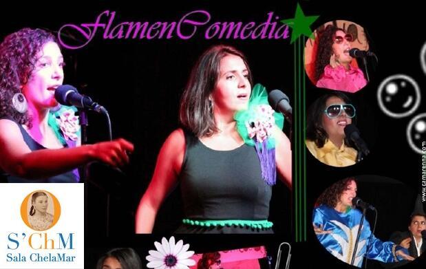 Flamenco y humor con FlamenComedia