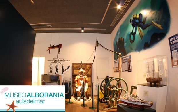 Descubre los secretos del mar en Alborania