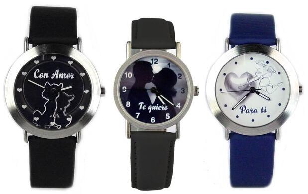 Un reloj por San Valentín