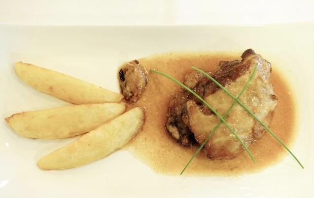 Menú degustación - Restaurante Gelín 32€