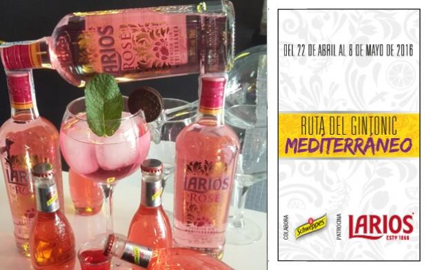 2 Gin-Tonics en Gin & T Bar