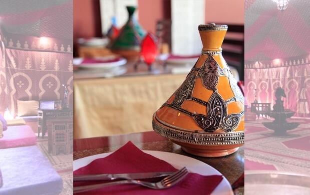 San Valentín en Hamman Palace