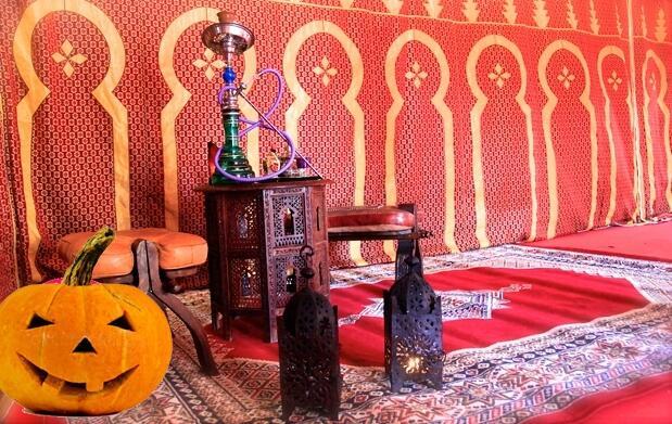 Halloween para 2 en Hammam Costa del Sol