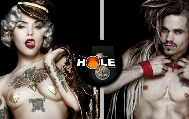14 JULIO - The Hole