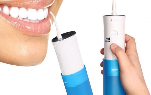 Irrigador Dental recargable