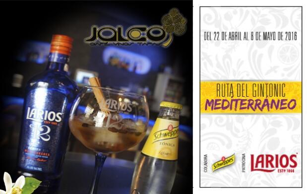 2 Gin-Tonics en Jaleo