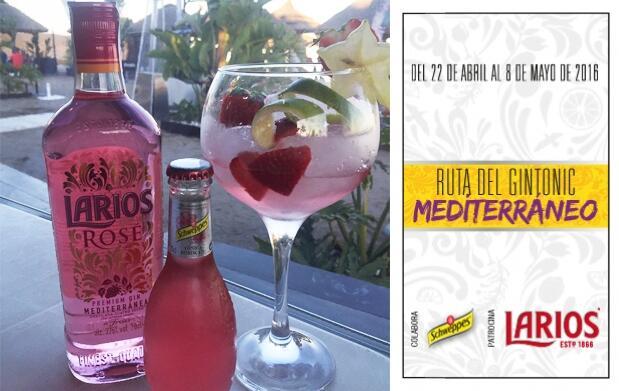 2 Gin-Tonics en Jesús Gutiérrez