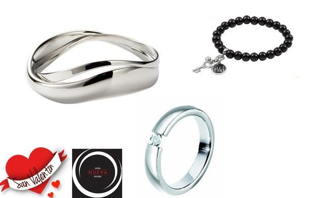 San Valentín: tu vale de 30€ en joyas