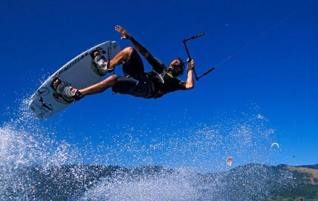 Curso iniciación al Kite Surf!