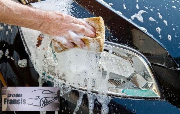 Lavado completo de coche