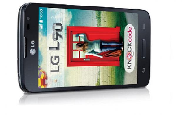 Smartphone LG L90 Negro Libre