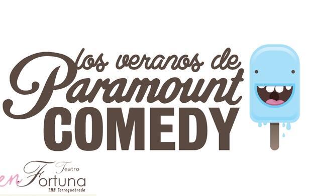 Refréscate con los veranos de Paramount Comedy