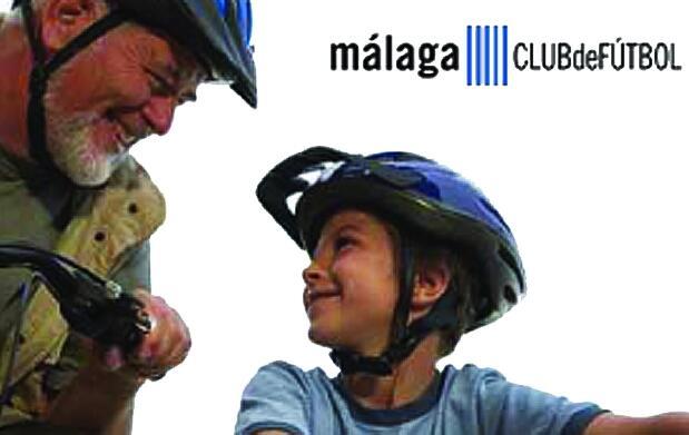 Sigue al Málaga sobre ruedas