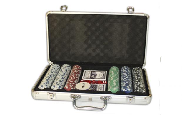 Maletin Set de poker