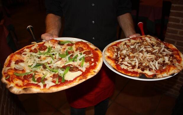 Menú italiano para dos en O Mamma Mía
