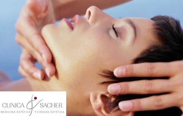 Limpieza o mesoterapia facial + masaje