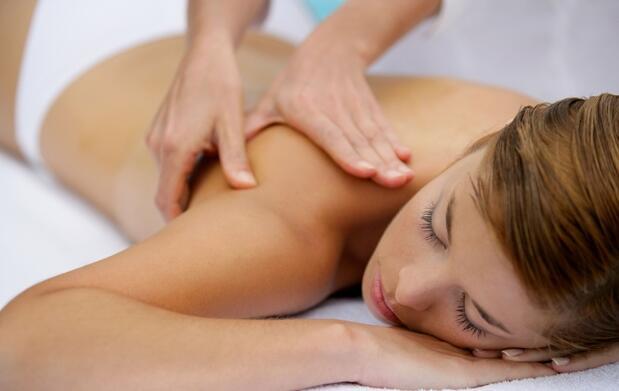 5 masajes corporales y 5 depilaciones