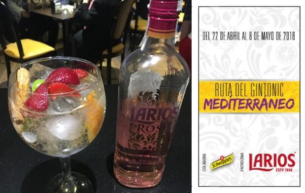 2 Gin-Tonics en Maspan Café