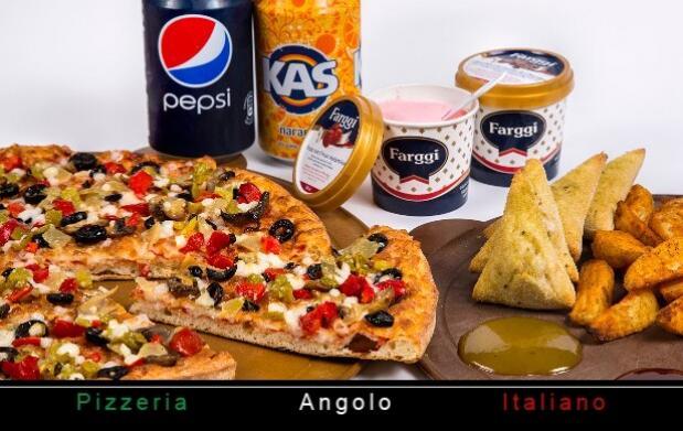 Menú italiano completo para 2 personas a domicilio