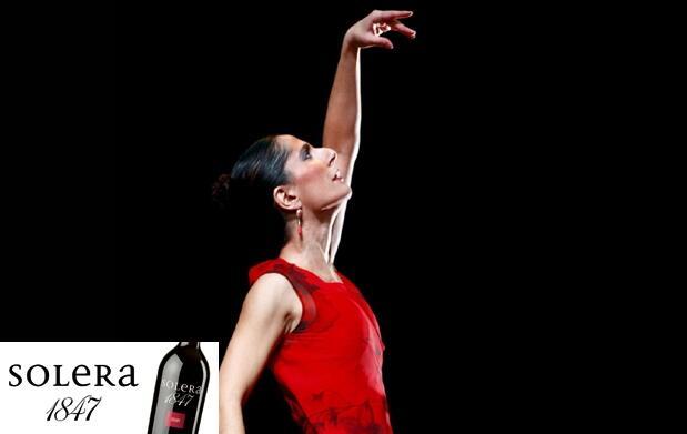 El flamenco de Mercedes Ruiz