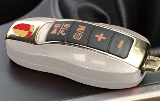 Fantástico Mini Altavoz-llavero bluetooth con radio FM!