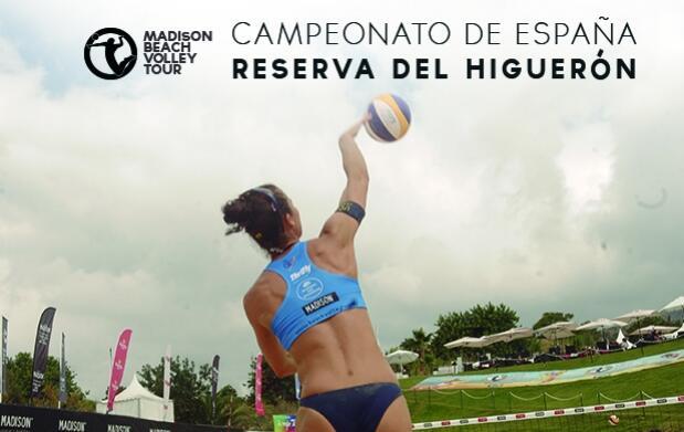 Entradas Vips para el Campeonato de Voley Playa de España