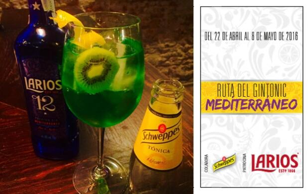 2 Gin-Tonics en Morrissey's Irish Pub
