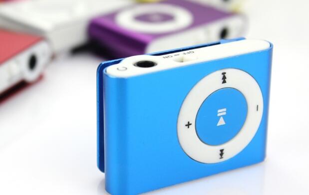 Reproductor mp3 Clip 8 GB