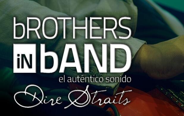 Brothers in band en concierto