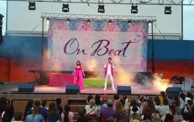 Entradas para el Musical On Beat inspirado en Violetta