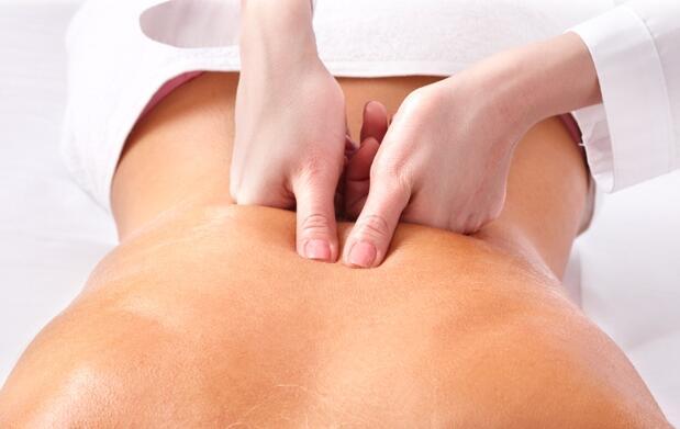 Peeling de trufas y masaje relajante