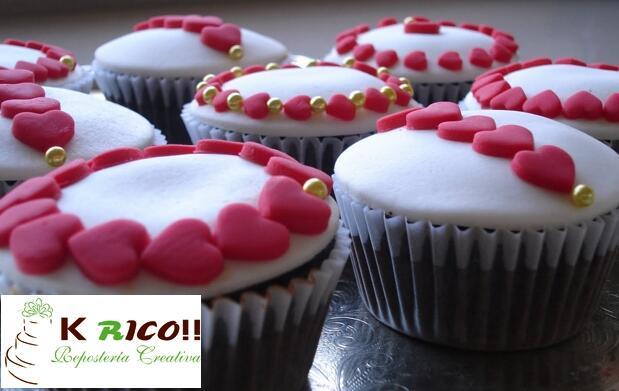 ¡Ponte las botas con estas 8 cupcakes!